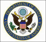 U.S. State Department logo